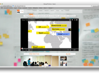 Construyendo nuestra nueva website en designthinkers.es