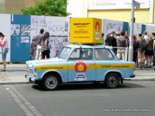 Ostpacket : Nostalgia Marketing