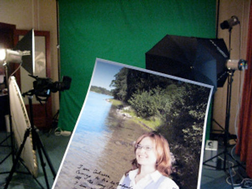 Greenscreen Photography for LifeDimension Germany