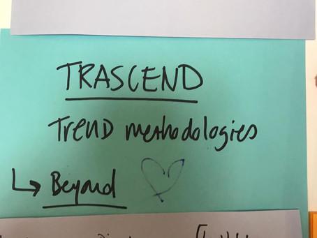 Notes on transcending Design thinking