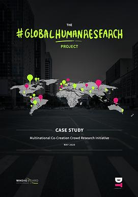 Case Study: Iniciativa de investigación y co-creación multinacional