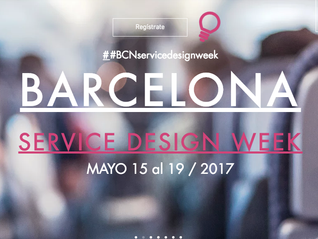 Barcelona Service Design Week 2017