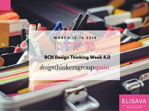 Asi fue nuestro Design Thinking Week