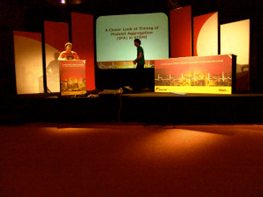 Event Production for Canadian Medical Media in Barcelona