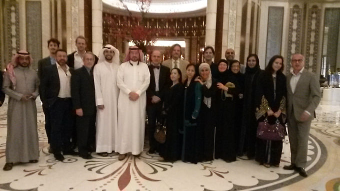DT Group at the Saudi Healthcare Innovation Conference 2014