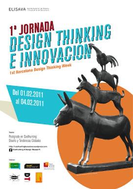 1ª Jornada Design Thinking en Barcelona