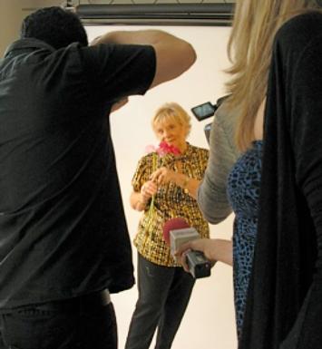Model for a Day: Tele5, Lifestyle & Algo Bueno Studio