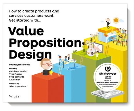 Presentación del libro Diseño de Propuestas de Valor en Barcelona