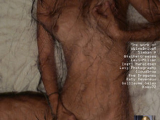 Drafts of Nelson Garrido´s work censored by Flickr