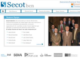 The SECOT Project has been completed