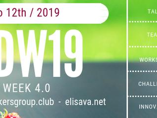 LLega #BSDW19 Service Design Week 4.0
