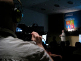 Video and Photography for Open Text Event in Barcelona
