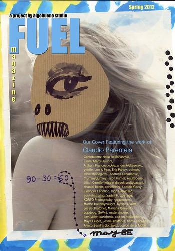 FUEL Magazine Spring 2012 by AlgoBuenoStudio