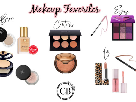high end Makeup Favorites