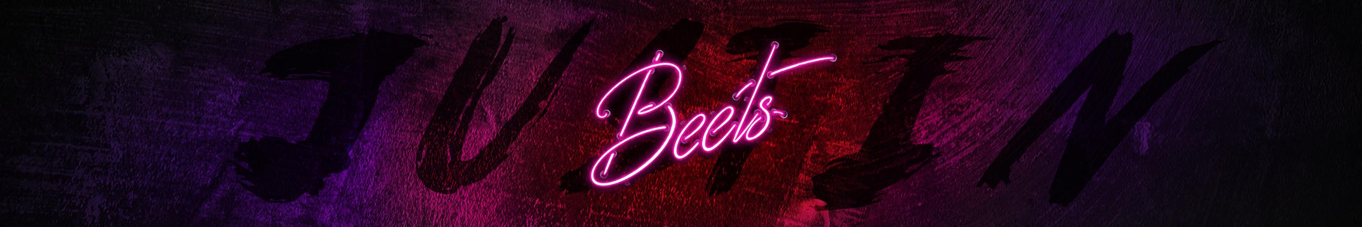 Justin Beets - Header