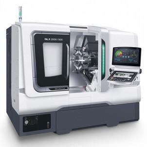 CNC-DMG MORI NLX 2000