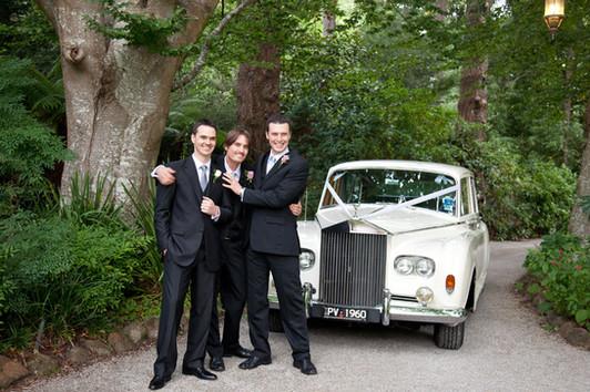 Wedding with Keith Urban