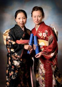 Japanse graduates