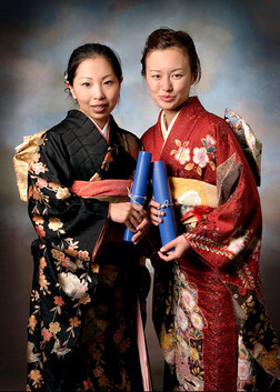 Japanese Graduates