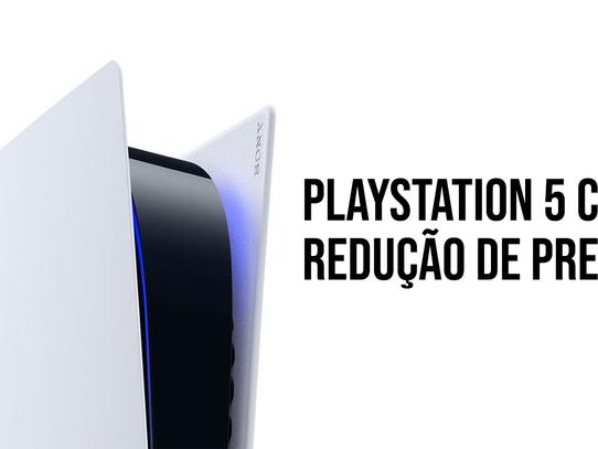 Estoque de PlayStation 5 com Disco e Digital voltam (com preços reduzidos)
