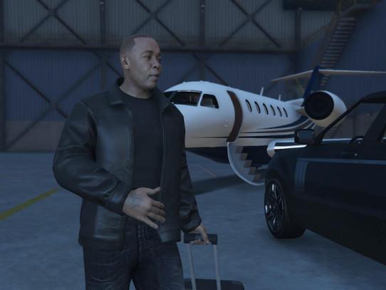 Dr. Dre aparece de surpresa na nova DLC do GTA Online