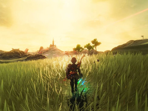 Zelda: Breath of the Wild é convertido para 8K com ray-tracing