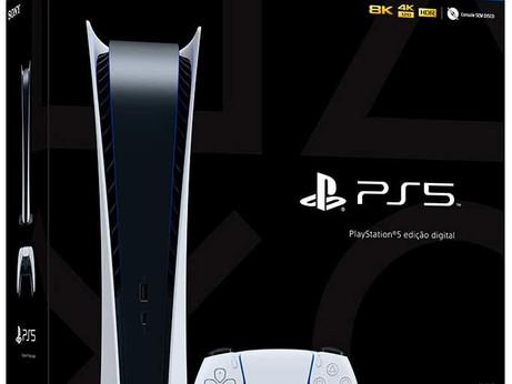 Versão mais barata do PlayStation 5 tem estoque reabastecido no Brasil