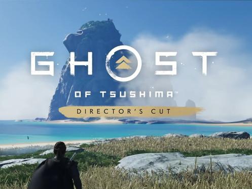 Ghost Of Tsushima é removido da loja, apenas Director's Cut disponível