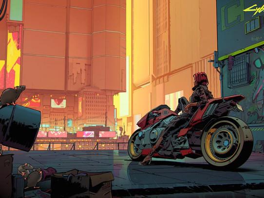 Grande Patch 1.2 de Cyberpunk 2077 é adiado