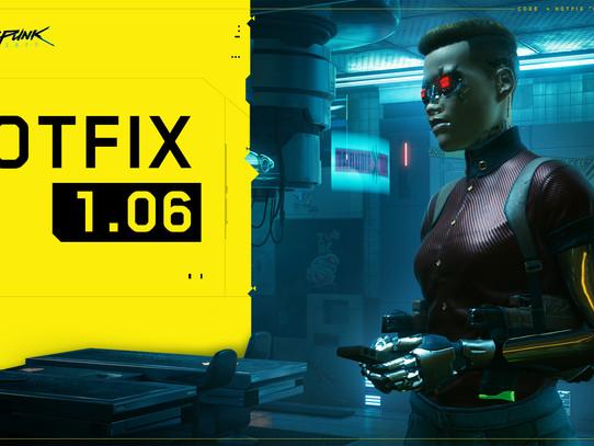 Novo patch 1.06 do Cyberpunk 2077 é lançado; saiba o que muda