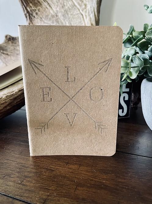Love Mini Notebook