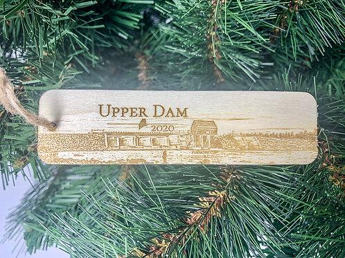 Upper Dam Ornament
