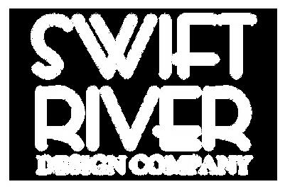 Swift River Design Company Logo