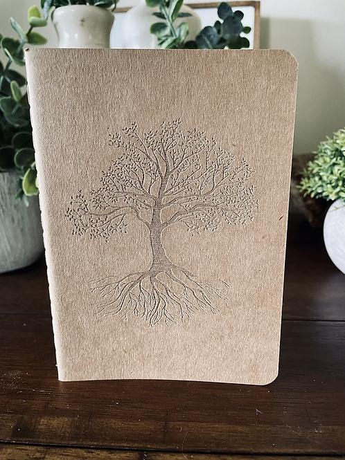 Tree of Life Mini Notebook