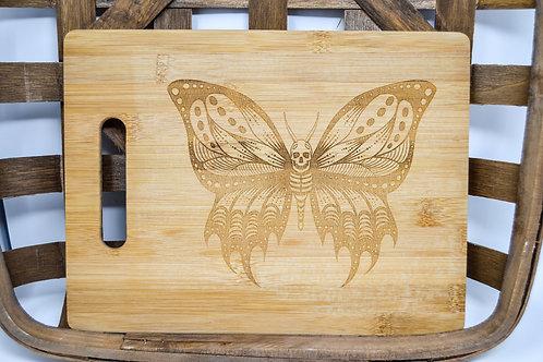 Skull Butterfly Board