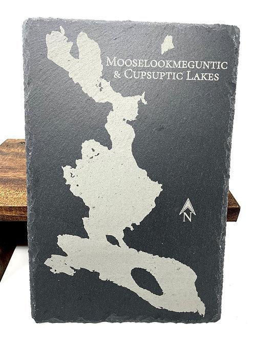 Mooselookmeguntic & Cupsuptic Lake Slate