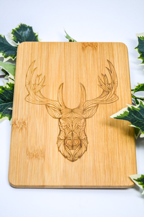 Deer Bamboo Board