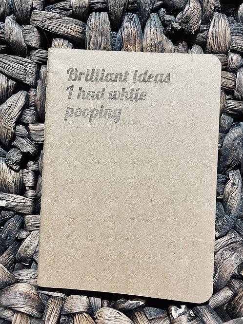 Ideas Mini Notebook