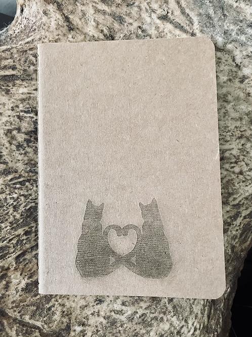 Cats Mini Notebook