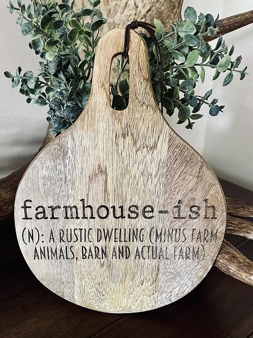 Farmhouse-ish