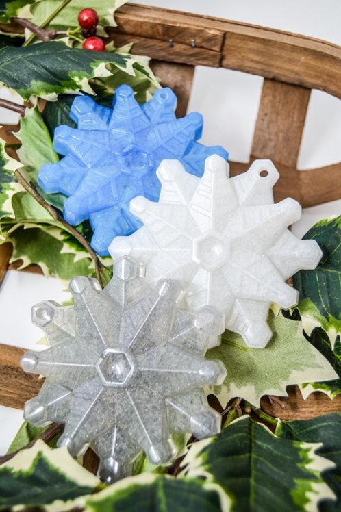 Large Snowflake Ornaments