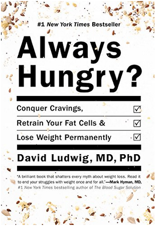 "Book Review: ""Always Hungry"" by Dr. David Ludwig"