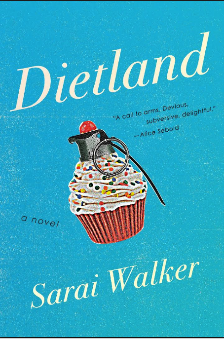 Dietland Book Cover, from Google Books, Diet Book, Dietland