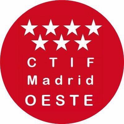 LOGO CTIF MADRID OESTE