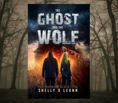 The Ghost and the Wolf by Shelly X Leonn