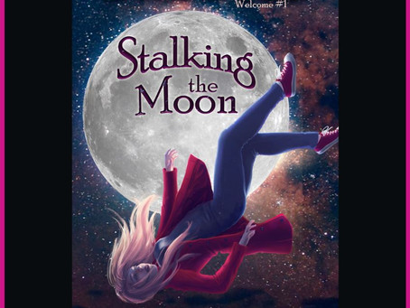 Stalking the Moon by Angel Leigh McCoy