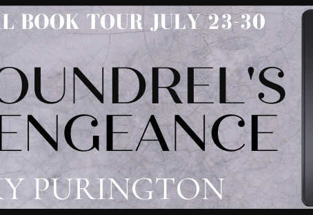 Scoundrel's Vengeance by Sky Purington