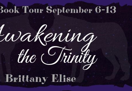 Awakening the Trinity by Brittany Elise