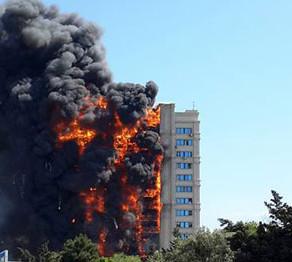 Eviniz / İş yeriniz yangına karşı sigortalı mı?
