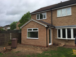 Large home extension Long Eaton